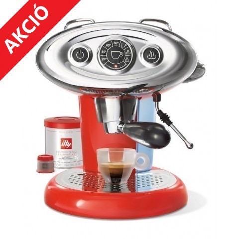 illy Francis X7.1 IPER kávéfőzőgép +2 doboz kapszula!!!